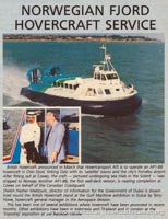 AP1-88 hovercraft with Hoverwest -   (The <a href='http://www.hovercraft-museum.org/' target='_blank'>Hovercraft Museum Trust</a>).